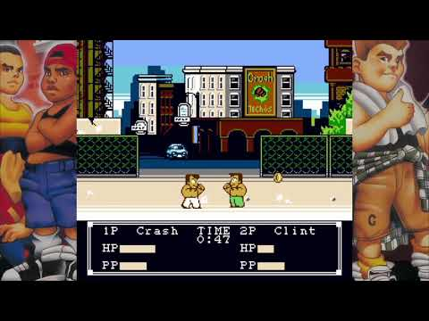 Crash`n the boys Street Challengeプレイ動画