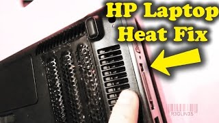 Fix HP Laptop Overheating Issue