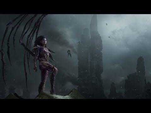 StarCraft II - Вступительное видео Heart of the Swarm