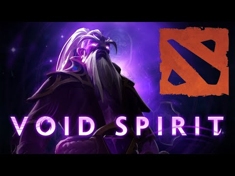 Dota 2 gets another new hero: Void Spirit