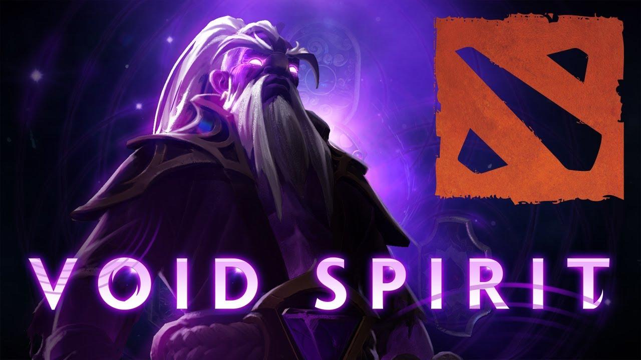 Kết quả hình ảnh cho Void Spirit