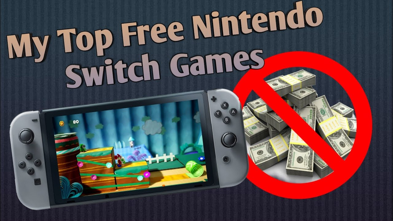 best free games on nintendo switch