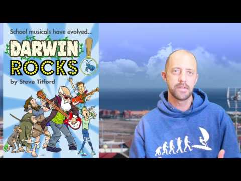 """Darwin Rocks!"" From the makers of ""Shakespeare Rocks!"""