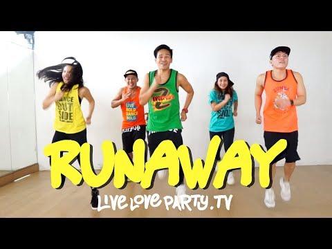 Runaway  by Sebastian, Daddy Yankee, Jonas Brothers | Live Love Party™ | Zumba® | Dance Fitness