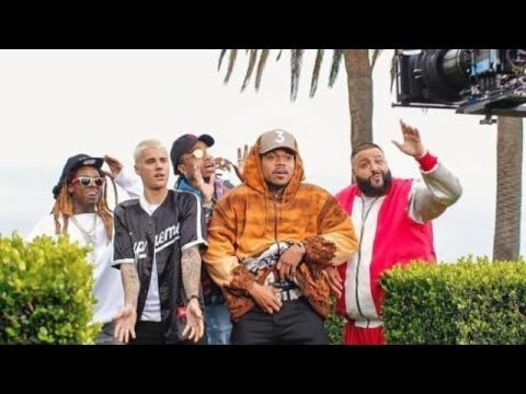 Behind the scenes DJ Khaled - I'm the One ft. Justin Bieber, Quavo, Chance the Rapper, Lil Wayne