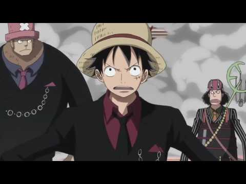 One Piece AMV - Light 'Em Up