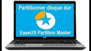 Comment Partitionner un Disque Dur avec EaseUS Partition Master Free