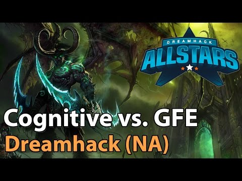 COG vs Gale Force - NA Summer Regional #1 Group B - G3