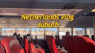 [여행 VLOG] 네덜란드 - 교환학생의 워터랜드 방문…
