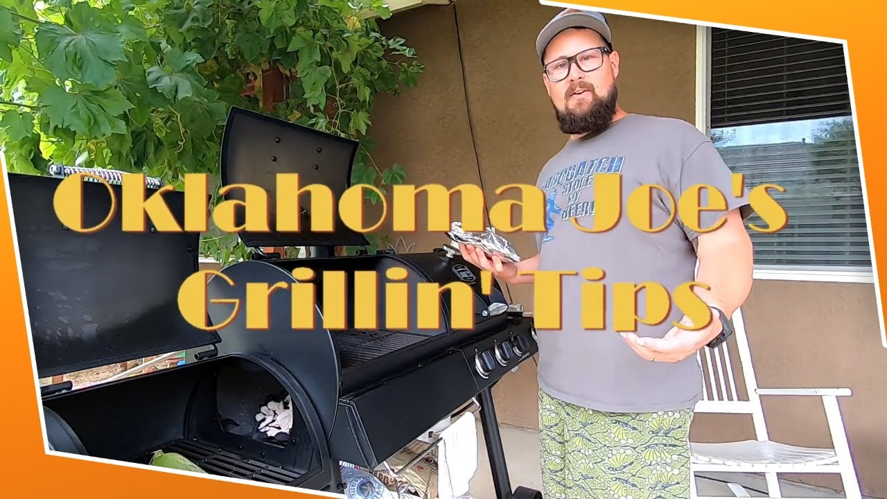 Grilling Tips For Oklahoma Joe's Longhorn Combo / Cooking Rainbow Trout