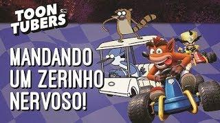 Crash Team Racing - QUEM É O REI DO DRIFT? | Toontubers | Cartoon Network