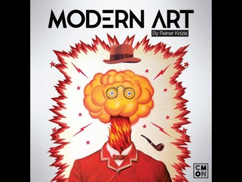 Bower's Game Corner: Modern Art Review