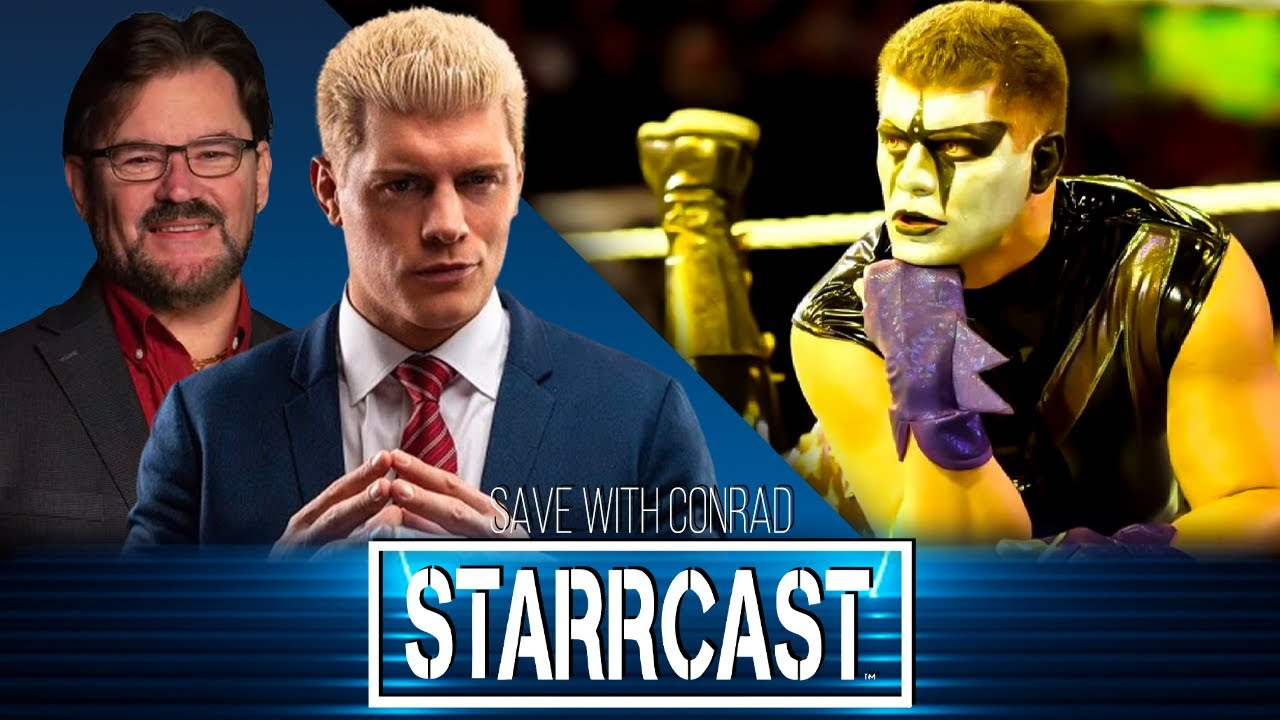 """Cody Rhodes on how he became """"Stardust"""""""