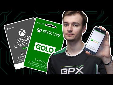 Как купить подписку Xbox? | Способ для ленивых | Покупка Gold, Pass и Ultimate