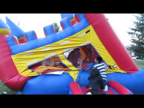 Thumbnail: Bounce House Fail