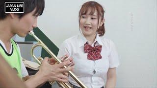 My Sister Is Talking To Her Uncle At School. (JAPAN LIFE VLOG Vida Japonesa) 160