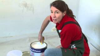 How To Paint a Ceiling - D.I.Y. At Bunnings