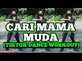 CARI MAMA MUDA - Remix  Tiktok Remix 2020  Zumba 2020  Dance Fitness 2020  Tiktok Trend  Chikie