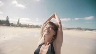 Yoga smooth beach flow, DJI ronin, Sony a7sii