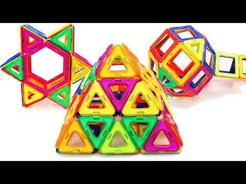 Building Blocks Toys for Children Magnetic Blocks Creative Toys for Kids