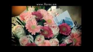 Florex - Flower delivery in Armenia