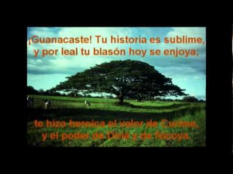 Himno Anexión de Guanacaste