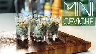Mini Ceviche