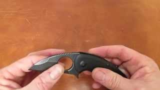 From the Sharpening Bench -- Brous Silent Soldier Flipper