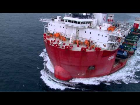 26 Tugboats on-board Semi-sub, watch Aerial Photographer Tommy Chia & crew from Singapore in action.