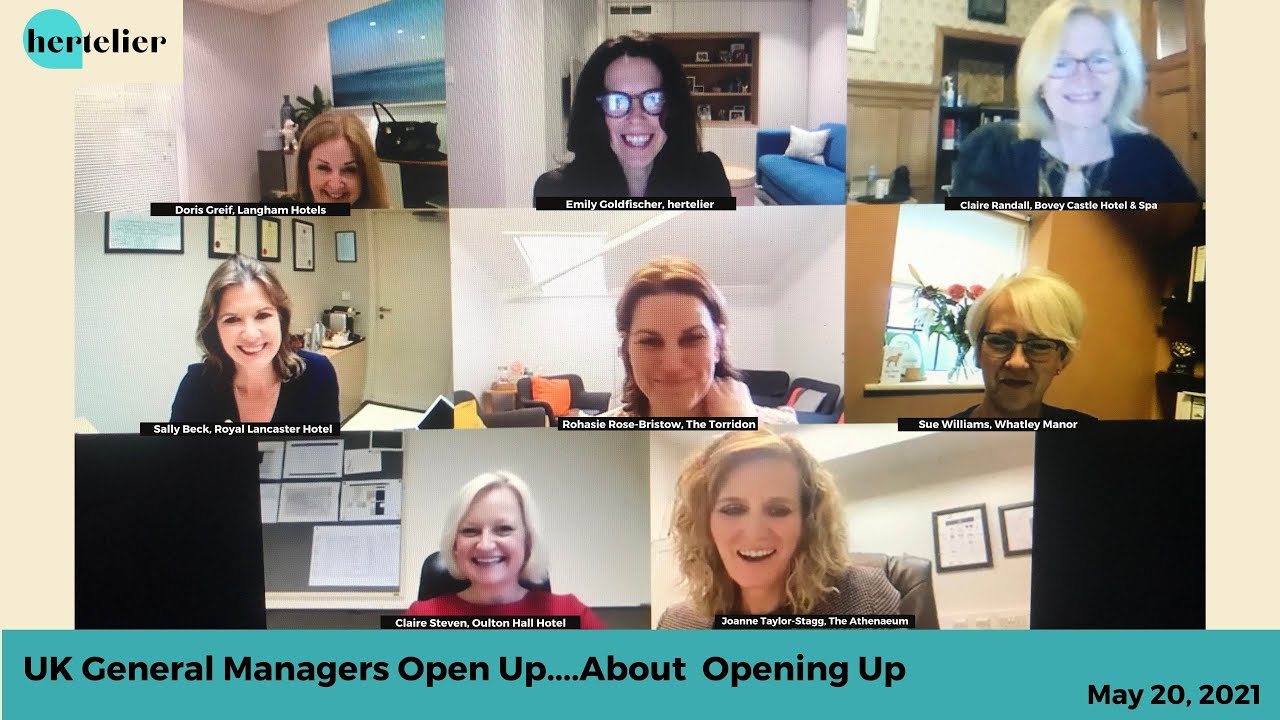 UK General Managers Open Up...About Opening Up