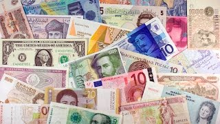 Most Expensive Currencies in the World 2016