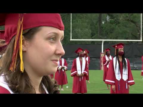 CITRONELLE High School 2020 GRADUATION