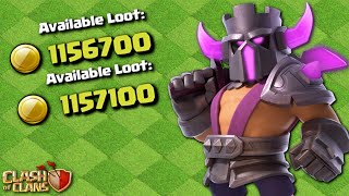 OVER 1.1 MILLION GOLD!  TH11 Let's Play | Clash of Clans