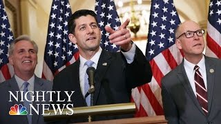 GOP Health Care Bill Fight Is Far From Over | NBC Nightly News