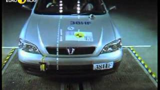 Opel Astra G Crash Test