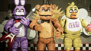 Five Unreal Nights at Freddy s LEGACY EDITION TRAILER