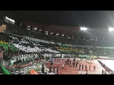 [Celebration Game] Persebaya vs PSS Sleman (full 1st half)