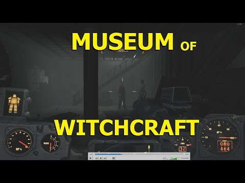 Fallout 4 - Museum of witchcraft