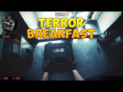 CS:GO - Terror Breakfast [RL VIDEO von Frittenbude]