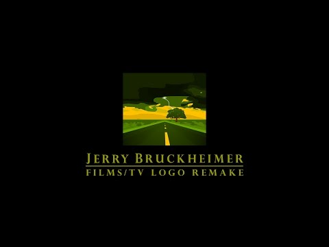 Jerry Bruckheimer Films & Television (1997-present) Logo Remake by SovereignMade (60fps)