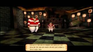 Let's Play American McGee's Alice - Part 14 [LIVE]: Stupid Clocks