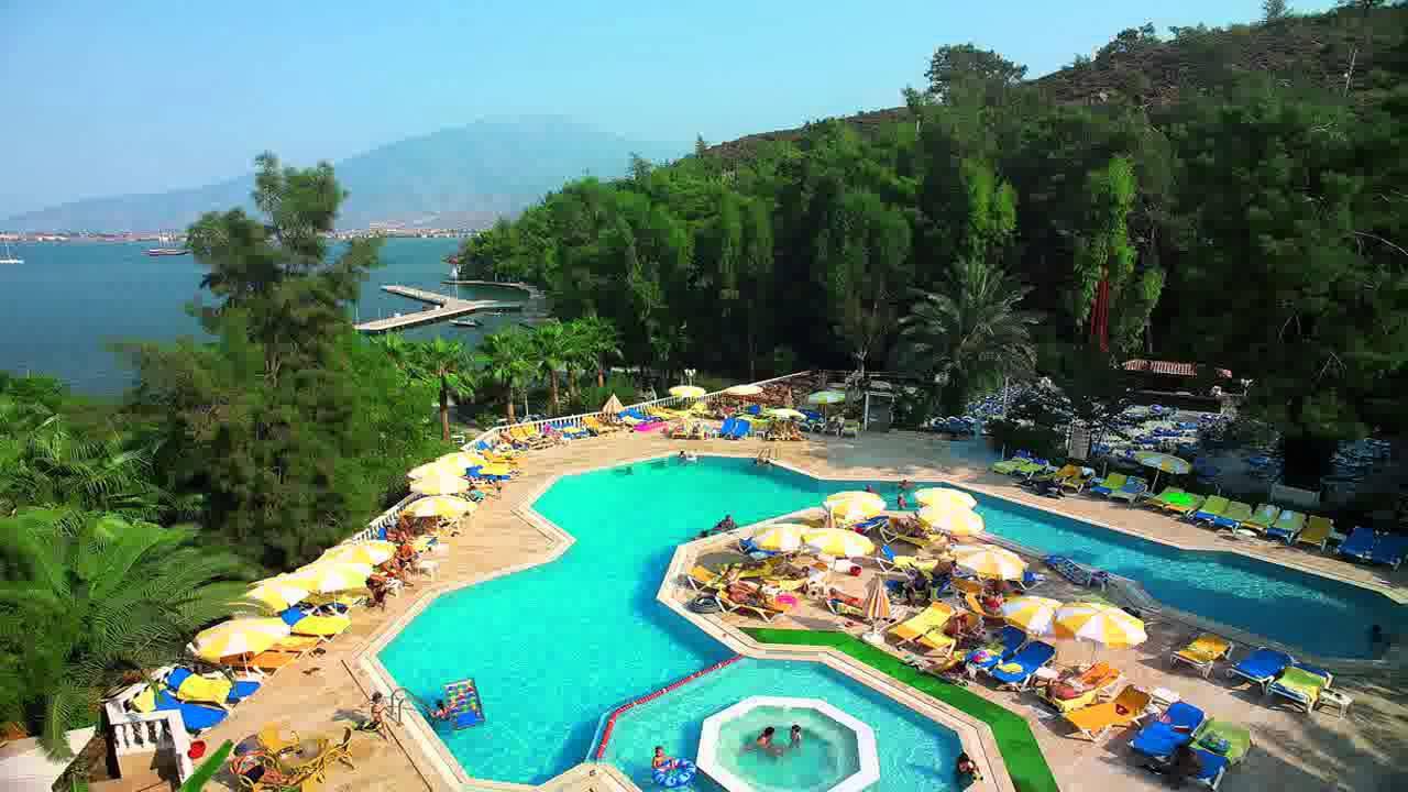 Where Is The Hillside Beach Club In Turkey