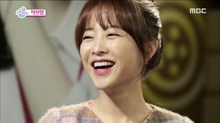 section tv 섹션 tv interview with lovely girl park boyoung 20151115