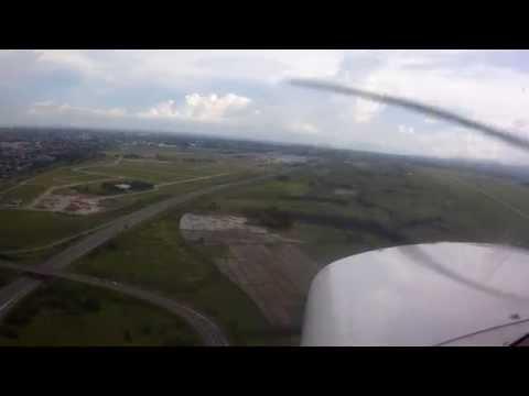 Omni Aviation: San Fernando, La Union to Omni Clark (1st Solo)