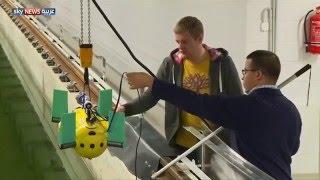 باحثون في إستونيا يطورون روبوتا للغوص