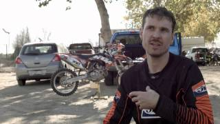Back on the Horse, Episode 20, MX The Beginning