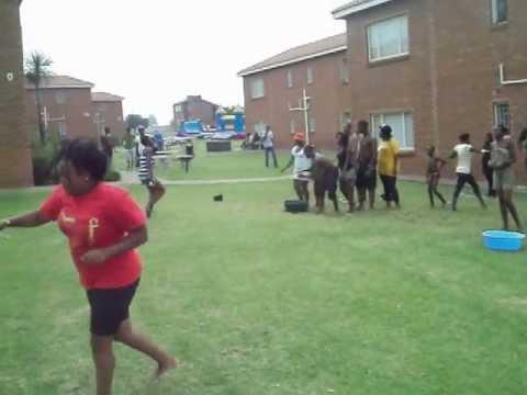 Thuthuka Residence NWU Vaal Fun Day Games (1)