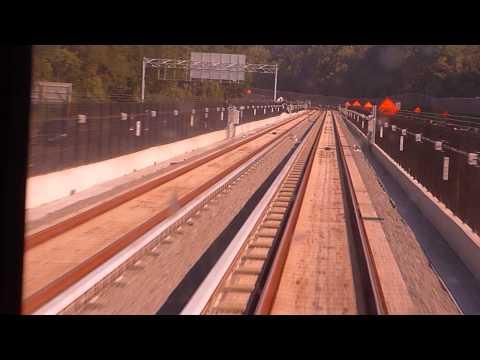 Washington Metro Silver Line on Opening Day
