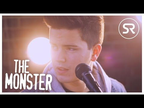 The Monster - Eminem (Feat. Rihanna) OFFICIAL MUSIC VIDEO COVER (Shaun Reynolds Ft. Lily Me)