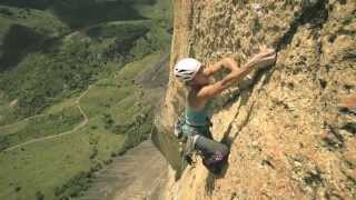 Mayan Smith-gobat And Ben Rueck Climb 'place Of Happiness'